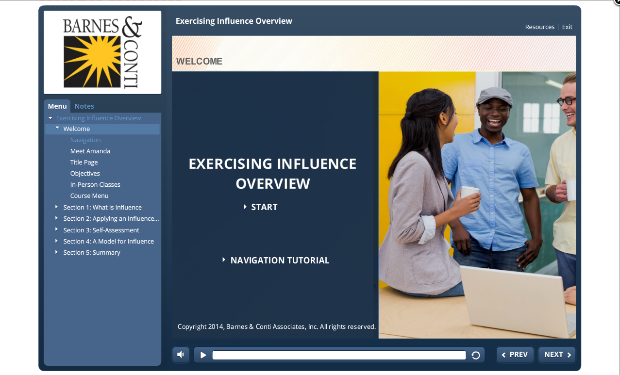 Exercising Influence Overview