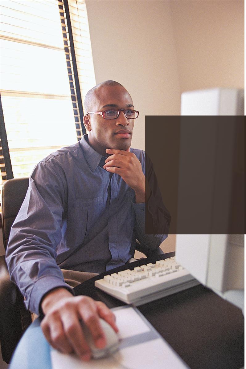 man working image